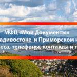 МФЦ Спасское – Ханкайская улица, 46